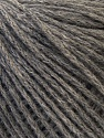 Fiber Content 58% Acrylic, 20% Wool, 12% Nylon, 10% Alpaca, Yarn Thickness Other, Brand ICE, Grey, fnt2-33993