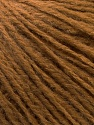 Fiber Content 60% Acrylic, 40% Wool, Light Brown, Brand ICE, Yarn Thickness 3 Light  DK, Light, Worsted, fnt2-34006