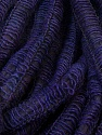 Fiber Content 90% Acrylic, 5% Wool, 5% Polyamide, Purple, Brand ICE, Yarn Thickness 6 SuperBulky  Bulky, Roving, fnt2-34052