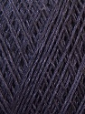 Fiber Content 100% Flax, Purple, Brand ICE, Yarn Thickness 2 Fine  Sport, Baby, fnt2-34278