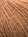 Fiber Content 50% Wool, 40% Acrylic, 10% Alpaca, Light Brown, Brand ICE, Yarn Thickness 3 Light  DK, Light, Worsted, fnt2-34414
