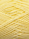 Fiber Content 100% AntibacterialDralon, Brand ICE, Baby Yellow, Yarn Thickness 2 Fine  Sport, Baby, fnt2-34587