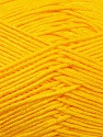 Fiber Content 100% AntibacterialDralon, Yellow, Brand ICE, Yarn Thickness 2 Fine  Sport, Baby, fnt2-34594