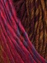 Fiber Content 60% Wool, 40% Acrylic, Pink, Brand ICE, Green, Brown, Blue, fnt2-34604
