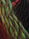 Fiber Content 60% Wool, 40% Acrylic, Orange, Brand ICE, Green Shades, Fuchsia, Blue, Black, Yarn Thickness 4 Medium  Worsted, Afghan, Aran, fnt2-34610