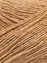 Fiber Content 8% Angora, 29% Polyamide, 24% Cotton, 20% Wool, 19% Viscose, Light Brown, Brand ICE, Yarn Thickness 3 Light  DK, Light, Worsted, fnt2-34629