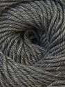 Fiber Content 100% Wool, Brand ICE, Grey Melange, Yarn Thickness 3 Light  DK, Light, Worsted, fnt2-34708