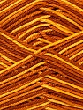 Fiber Content 100% Mercerised Cotton, Yellow, Brand ICE, Brown Shades, Yarn Thickness 2 Fine  Sport, Baby, fnt2-34753