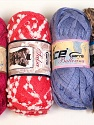 Please note that the weight and yardage information for this lot is approximate Scarf Yarns, Brand ICE, Yarn Thickness 6 SuperBulky  Bulky, Roving, fnt2-34772