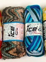 Please note that the weight and yardage information for this lot is approximate Scarf Yarns, Brand ICE, Yarn Thickness 6 SuperBulky  Bulky, Roving, fnt2-34779