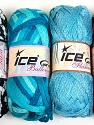 Please note that the weight and yardage information for this lot is approximate Scarf Yarns, Brand ICE, Yarn Thickness 6 SuperBulky  Bulky, Roving, fnt2-34800