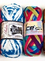 Please note that the weight and yardage information for this lot is approximate Scarf Yarns, Brand ICE, Yarn Thickness 6 SuperBulky  Bulky, Roving, fnt2-34808
