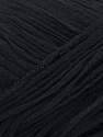 Fiber Content 70% Cotton, 17% Viscose, 13% Polyamide, Yarn Thickness Other, Brand ICE, Black, fnt2-34815