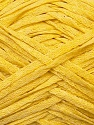 Fiber Content 50% Cotton, 50% Acrylic, Yellow Melange, Brand ICE, Yarn Thickness 3 Light  DK, Light, Worsted, fnt2-34905