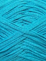Fiber Content 50% Acrylic, 50% Cotton, Turquoise, Brand ICE, Yarn Thickness 3 Light  DK, Light, Worsted, fnt2-34916