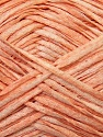 Fiber Content 50% Acrylic, 50% Cotton, White, Light Salmon, Brand ICE, Yarn Thickness 3 Light  DK, Light, Worsted, fnt2-34921