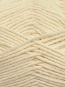 Fiber Content 50% Polyamide, 50% Acrylic, Brand ICE, Cream, Yarn Thickness 2 Fine  Sport, Baby, fnt2-34991