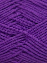 Fiber Content 50% Polyamide, 50% Acrylic, Lavender, Brand ICE, Yarn Thickness 2 Fine  Sport, Baby, fnt2-35000