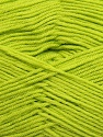Fiber Content 50% Polyamide, 50% Acrylic, Brand ICE, Green, Yarn Thickness 2 Fine  Sport, Baby, fnt2-35004