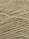 Fiber Content 50% Wool, 50% Acrylic, Brand Ice Yarns, Beige, Yarn Thickness 3 Light  DK, Light, Worsted, fnt2-35023