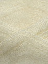Fiber Content 70% Mohair, 30% Acrylic, White, Brand Ice Yarns, Yarn Thickness 3 Light  DK, Light, Worsted, fnt2-35043