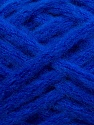 Fiber Content 75% Acrylic, 15% Wool, 10% Polyamide, Brand ICE, Blue, Yarn Thickness 6 SuperBulky  Bulky, Roving, fnt2-35187