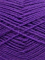 Fiber Content 60% Acrylic, 40% Angora, Lavender, Brand ICE, Yarn Thickness 2 Fine  Sport, Baby, fnt2-35211