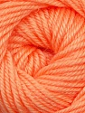Fiber Content 60% Premium Acrylic, 40% Merino Wool, Light Orange, Brand ICE, Yarn Thickness 2 Fine  Sport, Baby, fnt2-35571