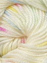 Fiber Content 60% Premium Acrylic, 40% Merino Wool, Yellow, Pink, Brand Ice Yarns, Cream, Blue, Yarn Thickness 2 Fine  Sport, Baby, fnt2-35576
