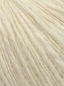Fiber Content 50% Acrylic, 50% Wool, Yarn Thickness Other, Brand ICE, Cream, fnt2-35746