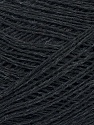 Fiber Content 60% Baby Alpaca, 25% Merino Wool, 15% Nylon, Brand ICE, Anthracite Black, Yarn Thickness 1 SuperFine  Sock, Fingering, Baby, fnt2-35749