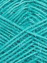 Fiber Content 60% Polyester, 40% Lurex, Mint Green, Brand ICE, Yarn Thickness 5 Bulky  Chunky, Craft, Rug, fnt2-35784