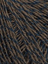 Fiber Content 100% Acrylic, Yarn Thickness Other, Navy, Light Brown, Brand ICE, fnt2-35809