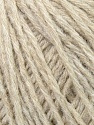 Fiber Content 50% Acrylic, 50% Wool, Brand ICE, Beige, Yarn Thickness 3 Light  DK, Light, Worsted, fnt2-35932