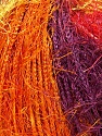 Fiber Content 100% Polyester, Red, Purple, Orange, Brand ICE, Gold, Yarn Thickness 4 Medium  Worsted, Afghan, Aran, fnt2-36117