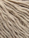 Fiber Content 100% Acrylic, Brand ICE, Beige, Yarn Thickness 4 Medium  Worsted, Afghan, Aran, fnt2-36188