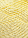 Fiber Content 100% Acrylic, Lemon Yellow, Brand ICE, Yarn Thickness 2 Fine  Sport, Baby, fnt2-36378