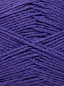 Fiber Content 100% Acrylic, Purple, Brand ICE, Yarn Thickness 2 Fine  Sport, Baby, fnt2-36388
