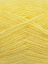 Fiber Content 70% Acrylic, 30% Angora, Light Yellow, Brand ICE, fnt2-36440