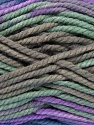 Fiber Content 100% Acrylic, Navy, Mint Green, Lilac, Brand Ice Yarns, Grey, Yarn Thickness 6 SuperBulky  Bulky, Roving, fnt2-36971