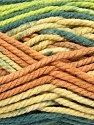 Fiber Content 100% Acrylic, Salmon, Brand Ice Yarns, Grey, Green, Cream, Yarn Thickness 6 SuperBulky  Bulky, Roving, fnt2-36972