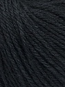 Fiber Content 50% Silk, 30% Merino Superfine, 20% Cashmere, Brand Ice Yarns, Black, Yarn Thickness 3 Light  DK, Light, Worsted, fnt2-36990
