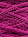 Make handbags,rugs,basket and cushion covers with this genius new-fashion yarn!<p>Since the yarn is made by upcycling fabrics, and because of the nature of the yarn; take the following notes into consideration. </p><ul><li>Width vary between 0,8 cm and 1,2 cm</li><li>Fiber content information may vary. Information given about fiber content is approximate. </li><li>The yardage and weight information of the yarn is approximate. </li></ul> Contenido de fibra 95% Algodón, 5% Elastan, Pink, Brand ICE, fnt2-37357