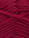 Perfect for felting in the washing machine. Shrinkage about 30%-40% Fiber Content 100% Virgin Wool, Brand ICE, Dark Fuchsia, fnt2-37364