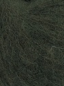 Fiber Content 27% Wool, 25% Alpaca, 24% Acrylic, 24% Polyamide, Brand Ice Yarns, Dark Khaki, Yarn Thickness 1 SuperFine  Sock, Fingering, Baby, fnt2-37849