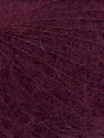 Fiber Content 27% Wool, 25% Alpaca, 24% Acrylic, 24% Polyamide, Maroon, Brand Ice Yarns, Yarn Thickness 1 SuperFine  Sock, Fingering, Baby, fnt2-37855