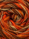 Fiber Content 100% Acrylic, Orange, Brand ICE, Camel, Brown, fnt2-37904