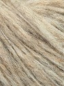 Fiber Content 27% Acrylic, 23% Wool, 23% Nylon, 15% Alpaca Superfine, 12% Viscose, Brand Ice Yarns, Beige, Yarn Thickness 4 Medium  Worsted, Afghan, Aran, fnt2-38146