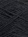 Fiber Content 75% Cotton, 25% Polyamide, Yarn Thickness Other, Brand Ice Yarns, Black, fnt2-38257
