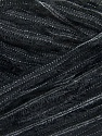 Fiber Content 65% Polyamide, 18% Cotton, 17% Acrylic, Yarn Thickness Other, Brand Ice Yarns, Grey, Black, fnt2-38469